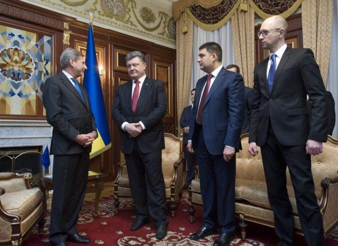 Ucraina al Bivio: Dittatura Poroshenko o Anarchia