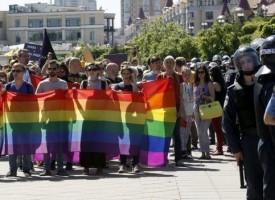 Rivoluzioni Colorate ma non Arcobaleno