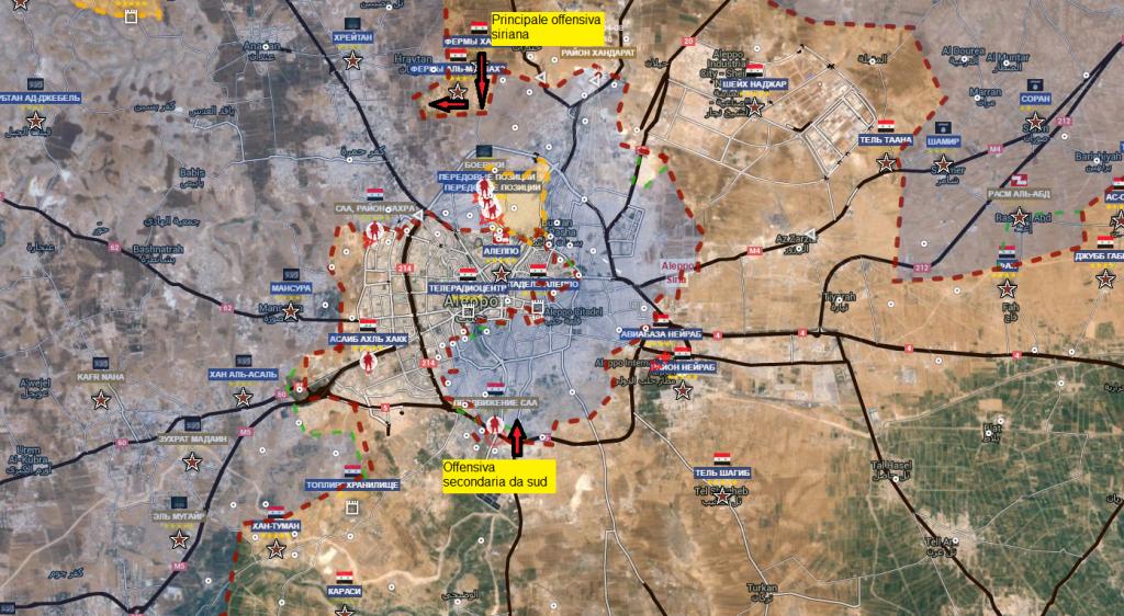 Aleppo 14-4-2016. la città