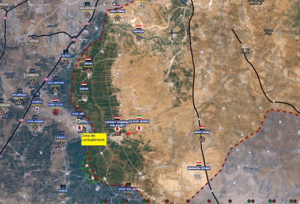 Aleppo sud 12-4-2016