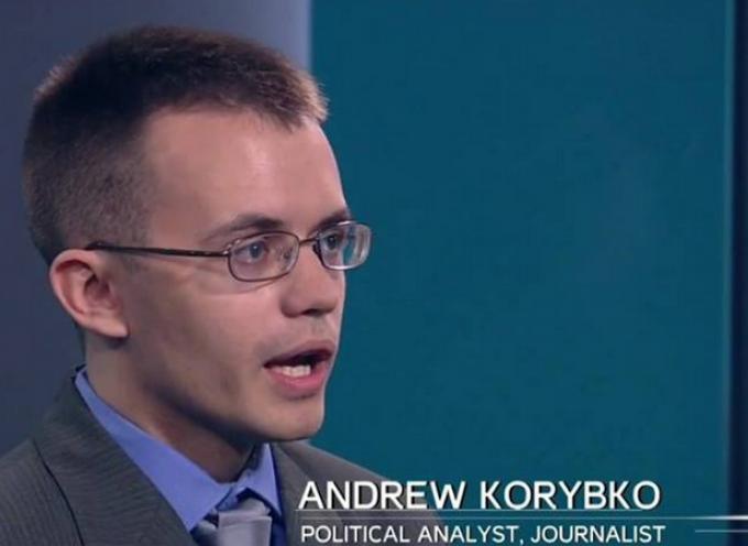 Intervista ad Andrew Korybko