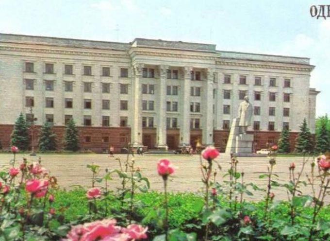 Odessa: la memoria della casa dei morti