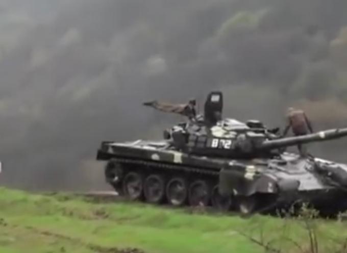 Tensioni nel Nagorno Karabakh