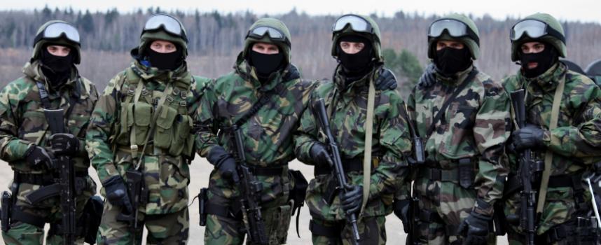 Putin crea una Guardia Nazionale Russa