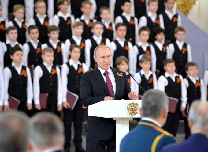 Un ricevimento solenne in occasione del Giorno della Vittoria