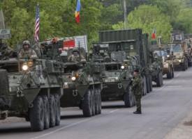 Esercitazioni della NATO in Moldavia
