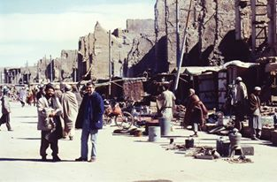 1997 Fulvio Scaglione indaga Kabul
