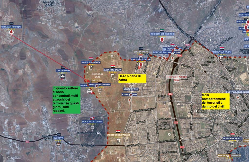 Aleppo Ovest 6-5-2016