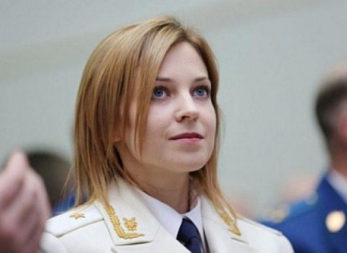 Graham Phillips intervista Natalia Poklonskaya sui Tartari di Crimea