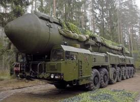 Il sistema missilistico Yars