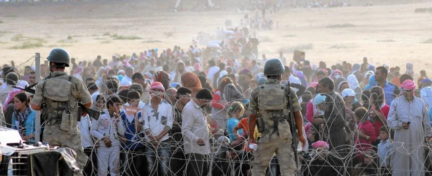 Come i Think Tank collegati alla NATO controllano la politica europea sui rifugiati