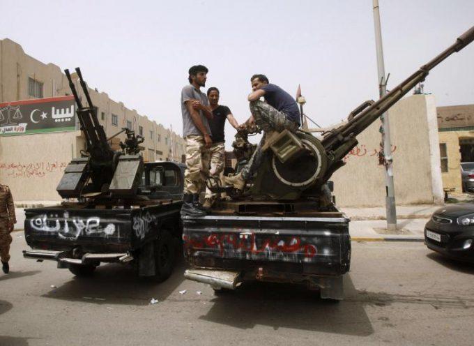 Altre sporche ingerenze in Libia