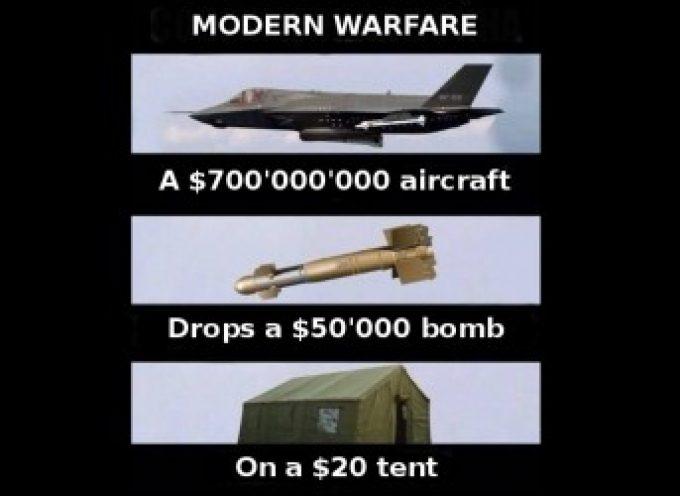 Sfatiamo i luoghi comuni più popolari sulla guerra moderna