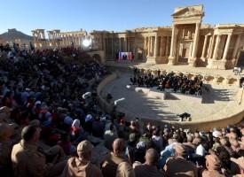 In Siria, la Russia difende la civiltà, l'Occidente si schiera con la barbarie