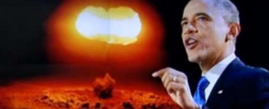 Obama sbatte la porta in faccia a Putin: se Putin non vuole che le forze di rappresaglia russe siano eliminate, deve essere lui il primo a schiacciare il bottone nucleare