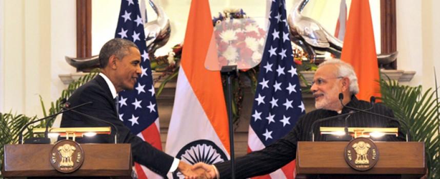 L'India adesso è un alleato americano?