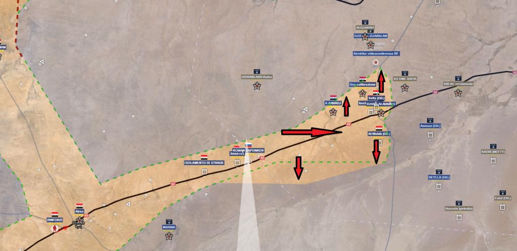 Raqqa la provincia, offensiva verso Tabqa 11-6-2016