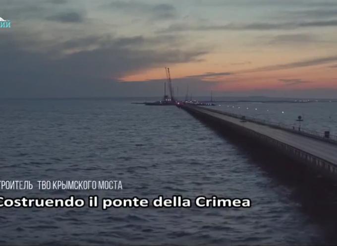 Il ponte della Crimea