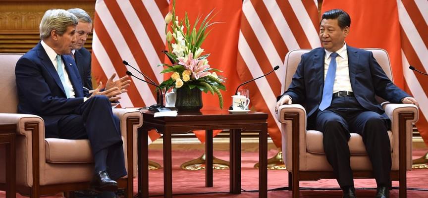Gli USA dichiarano la loro egemonia sull'Asia