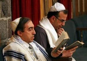 Immagine Ebrei Siriani durante le celebrazioni della Pasqua