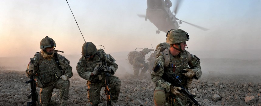 Gli USA intensificano (ancora) la guerra in Afghanistan