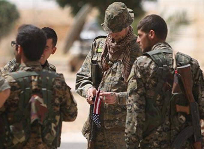 Sulla strada per Raqqa