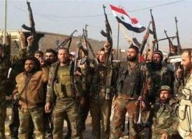 Cambio di atmosfera in Siria