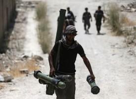 Sconfitta dall'ISIS un'altra delle forze statunitensi per procura – Per addestramento incompetente o per intenzione?
