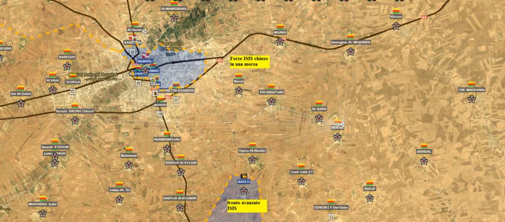 Manbij il 27-7-2016