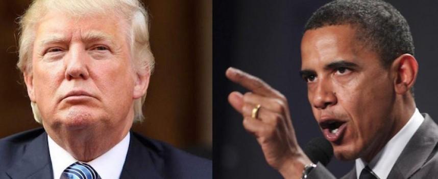 Lasciate perdere Trump, che dire della pericolosa mentalità di Obama?