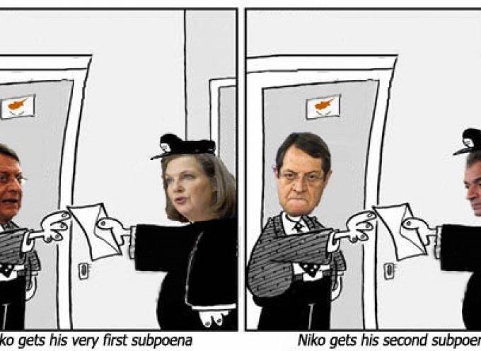 Si avvicina un mandato d'arresto per un leader cipriota…