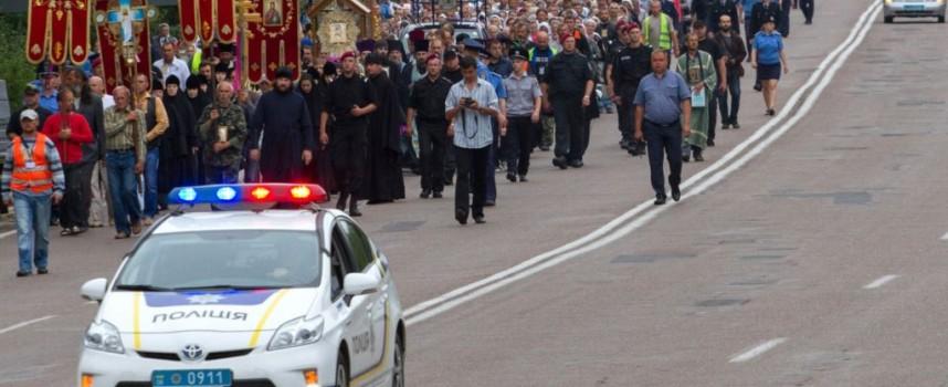 La processione della croce in Ucraina potrebbe innescare il rovesciamento di Poroshenko