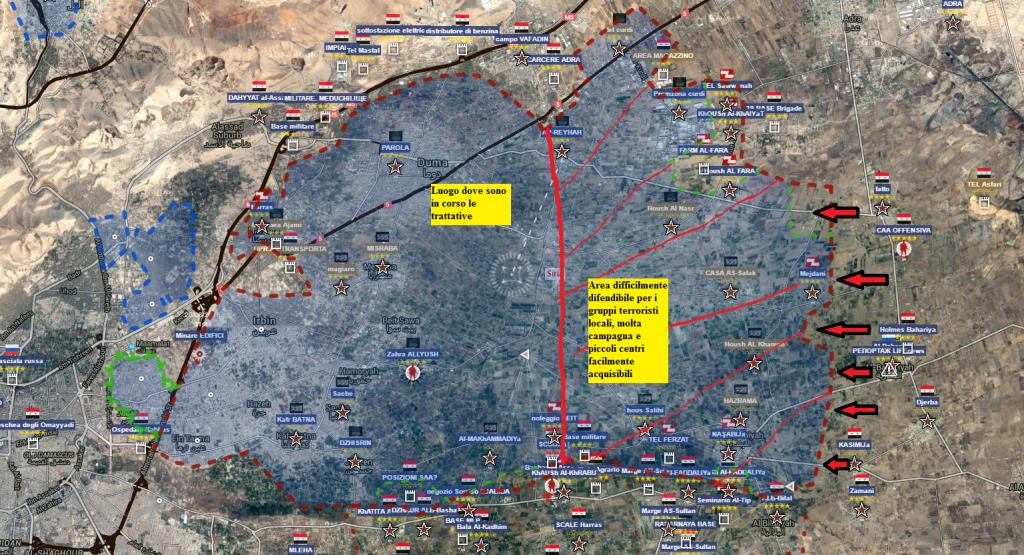 La sacca del Goutha est oggi 15-7-2016