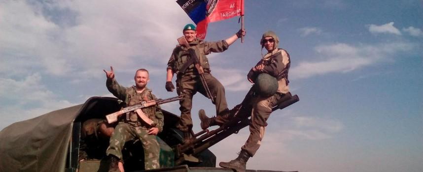 La Battaglia dell'Arco di Svetlodarsk