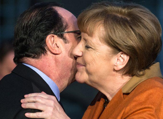 Merkel & C. ora spingono per gli Stati Uniti d'Europa