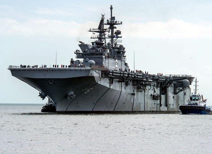 Gli Stati Uniti alzano la tensione nel Mar Cinese Meridionale