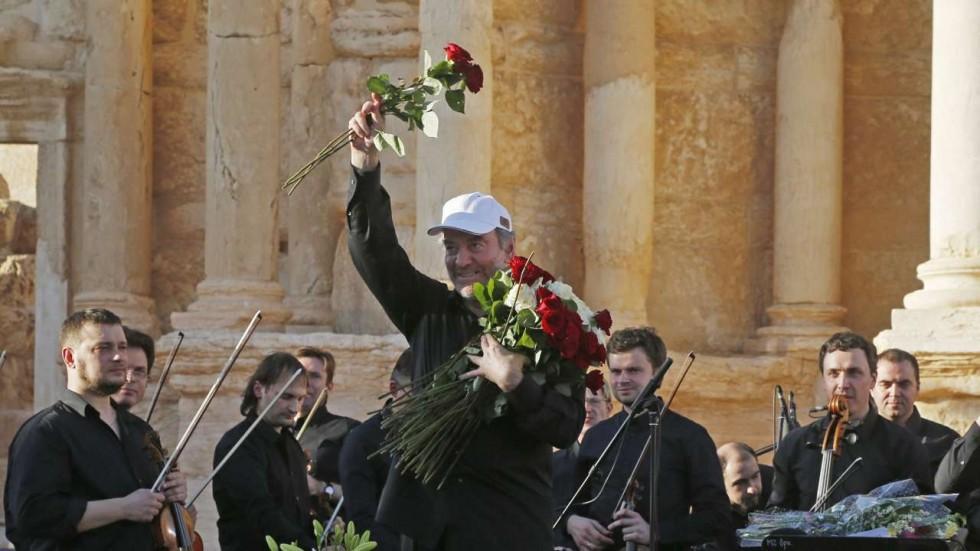Il concerto di Palmira.