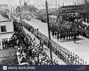Il corpo di spedizione britannico ad Akangelsk, 1918