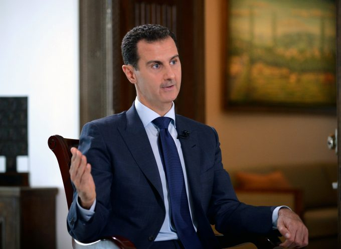 L'intervista del Presidente Assad alla NBC News