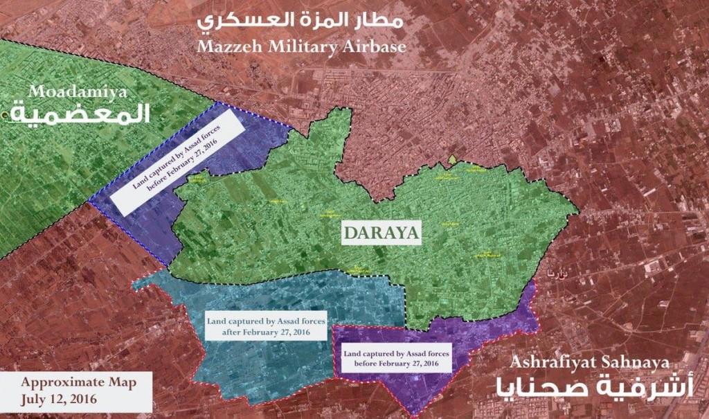 Mappa riassuntiva