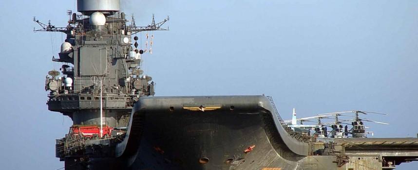 """La Portaerei """"Ammiraglio Kuznetsov"""": Il Presente e il Futuro"""