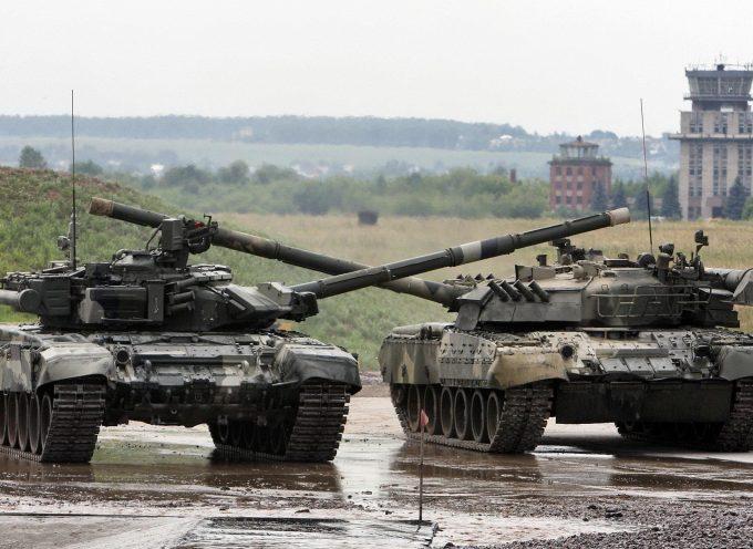 Breve confronto tra l'Armata e i carri avversari