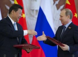 Russia-Cina: il riavvicinamento continua