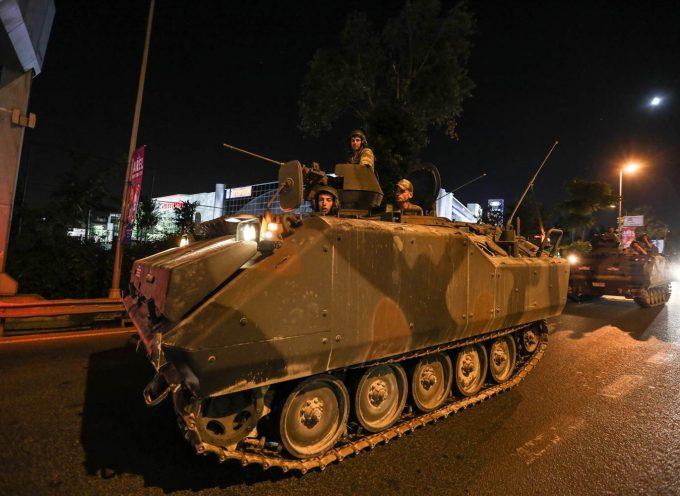 Il fallito colpo di stato in Turchia – Alcune considerazioni preliminari