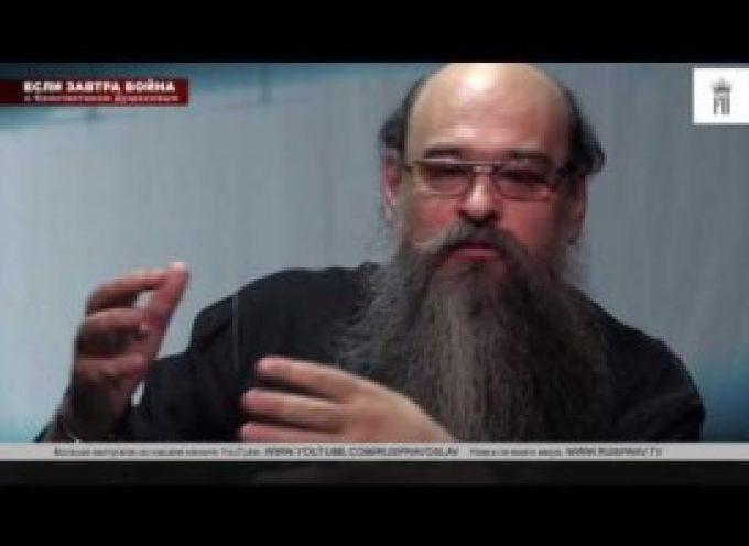 Un nazionalista russo rigorista condivide la sua opinione sull'Islam