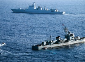 La guerra nel Mar Cinese Meridionale è inevitabile?