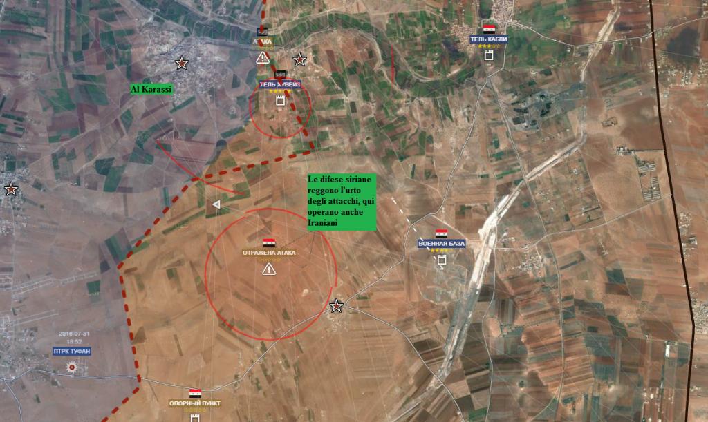Aleppo Al karassi 2-8-2016
