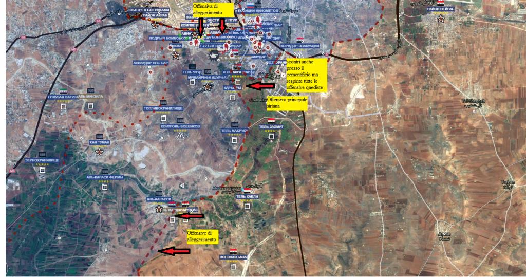 Aleppo sud 20-8-2016