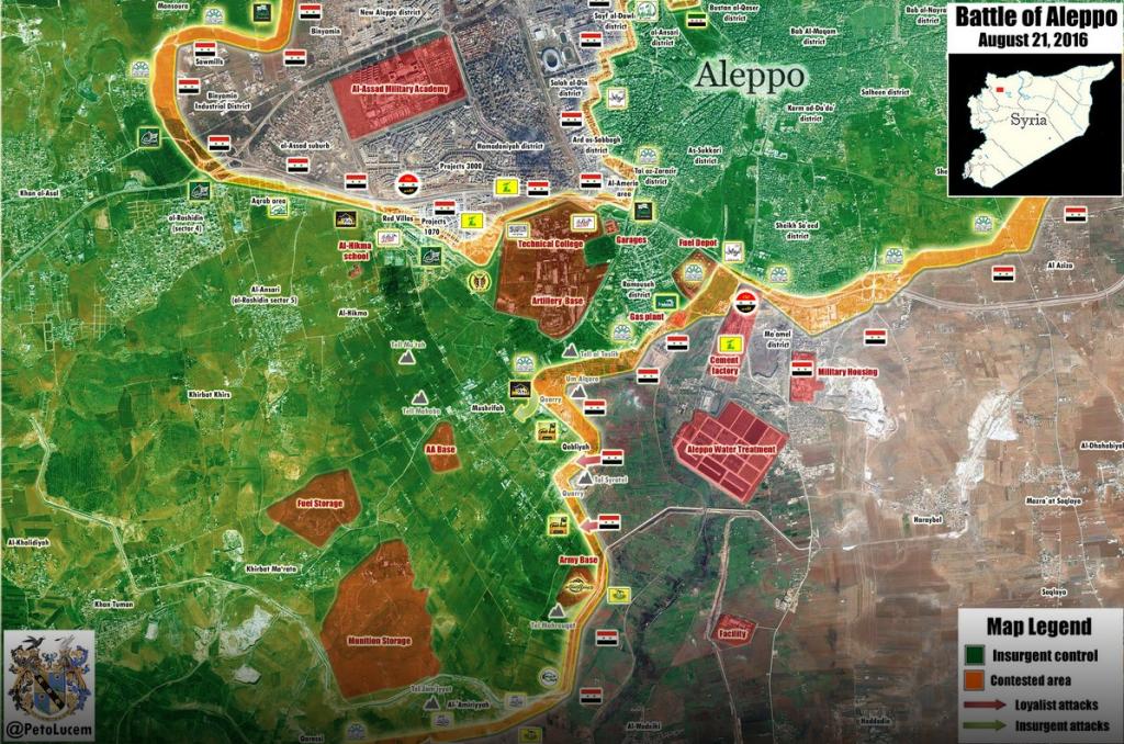 Aleppo sud n.3 21-8-2016
