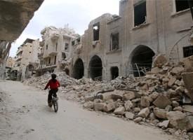 Non piangere per me ad Aleppo
